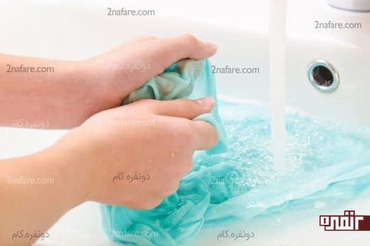 بعد از اپیلاسیون با آب خنک پوستتون رو آروم کنید