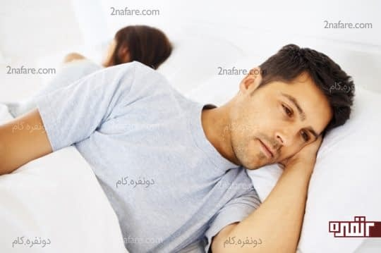بی میلی مردان به رابطه جنسی در اثر بیماری های خاص