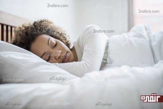 بیشتر بخوابید