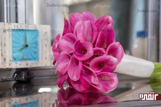 دسته گل شیپوری جذاب