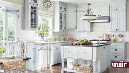 طرح های محبوب و پرطرفدار برای آشپزخانه