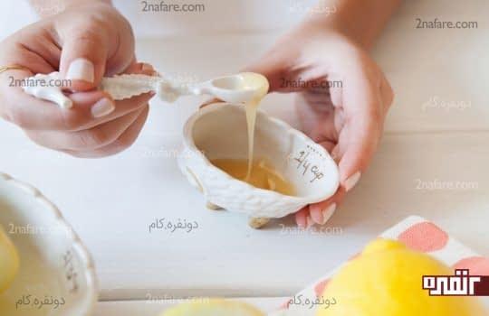 عسل برای درمان پوست بعد از اپیلاسیون