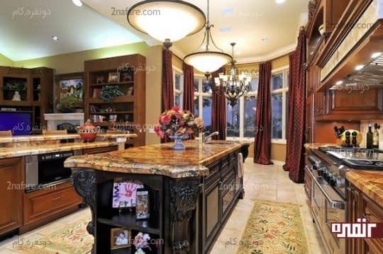 فرش هایی هماهنگ با سبک دکوراسیون آشپزخانه ی خود خریداری کنید