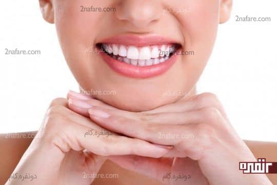لبخند زیبا داشته باشید