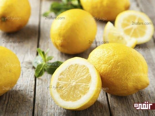 لیموی تازه