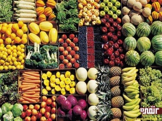 محصولات ارگانیک بخورید