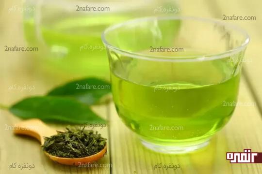 مصرف چای سبز در حد مجاز در دوران شیردهی بلامانع است