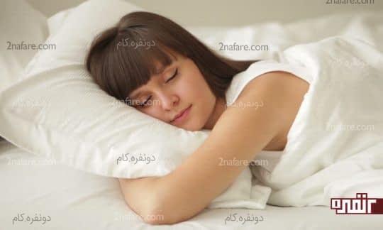 نحوه خوابیدن شما نوع بالشت رو تعیین می کنه