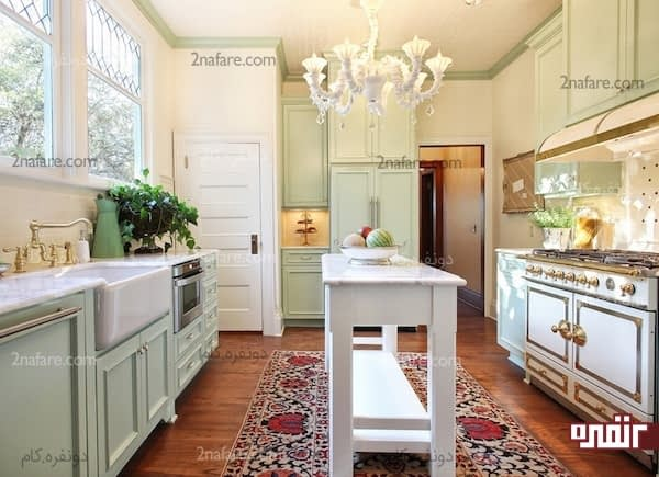 نکات کاربردی و لازم برای انتخاب فرش آشپزخانه