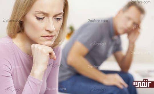 همسر سابقتان مزاحمتان میشود؟
