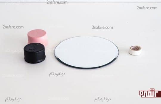 وسایلی مورد نیاز برای تزیین و طراحی آینه