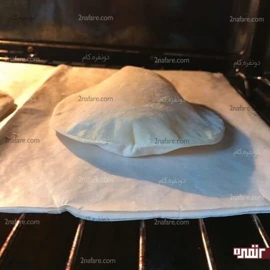 پف کردن خمیر