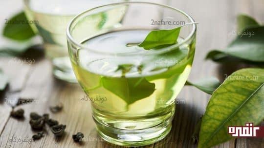 چای سبز را بلافاصله بعد از غذا مصرف نکنید