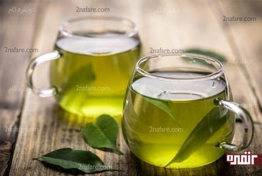 چای سبز و بالارفتن میل جنسی