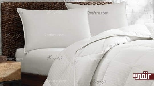 چه نوع بالشی برا خوابیدن انتخاب کنیم؟