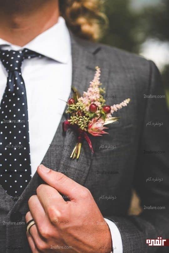 گلهای علفی زیبا