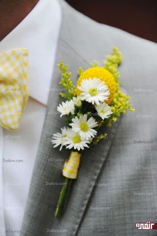 گل های علفی
