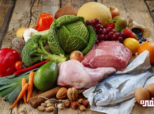 رژیم غذایی در طب سنتی