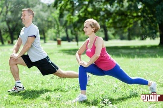 ورزش روزانه