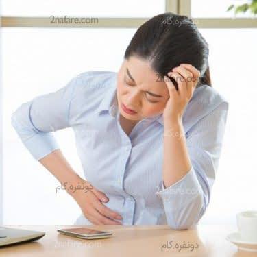 انواع دردهای شکمی