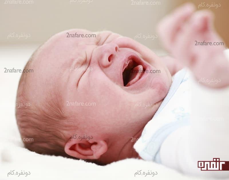 چرا نوزادم گریه میکنه؟(دردهای رایج نوزادان و درمان طب سنتی)