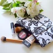 آموزش دوخت کیف لوازم آرایش