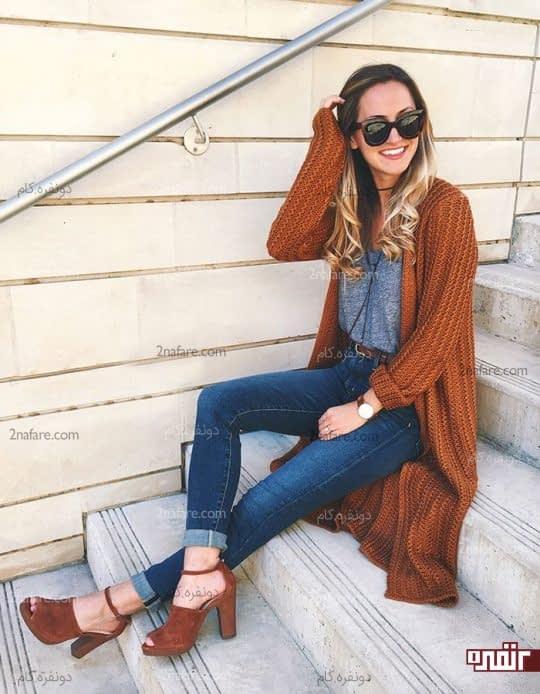 چطور لباس مناسب پاییز بپوشیم