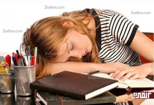 استراحت کوتاه بعد از مدرسه لازمه