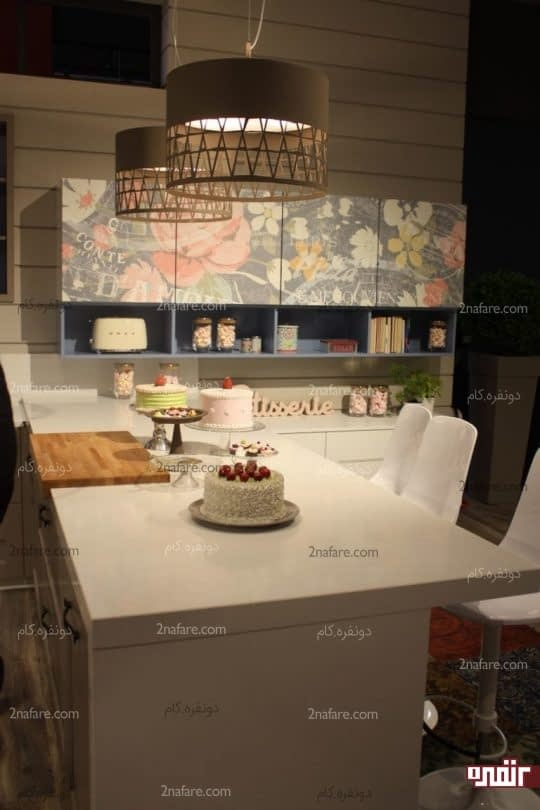 انتخاب ارتفاع مناسب کابینت ها برای داشتن آشپزخونه ای امن و راحت
