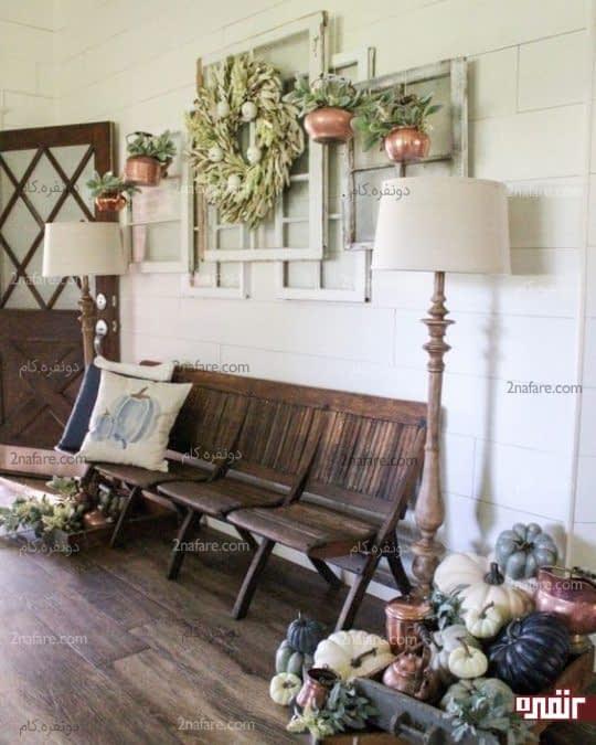 ایده های ایجاد دکوراسیون سنتی و زیبا در خانه