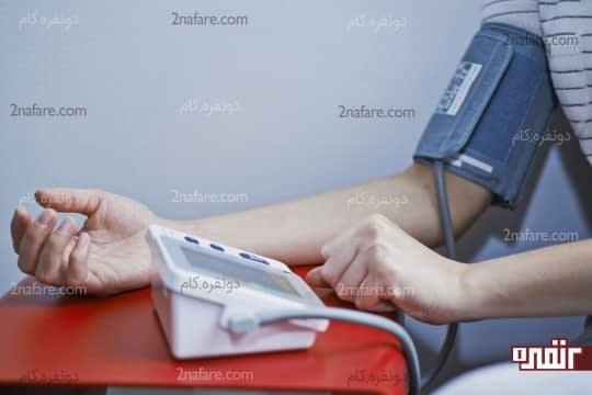 با خرمالو فشار خون منظم داشته باشین