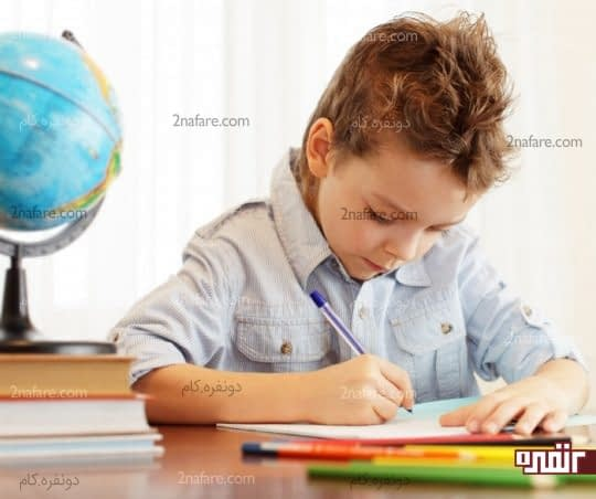 بهترین زمان برای انجام تکالیف و یادگیری