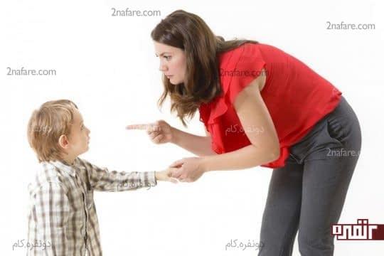 ترس بلای جون کودکان و عامل دروغ گفتن اونها