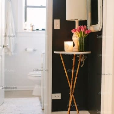 تزیین دکور کنج کوچک در خانه های مدرن