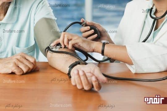 تنظیم فشار خون