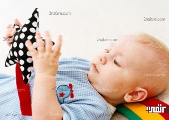 جذابیت و سرگرمی کودک با اسباب بازی های صدا دار