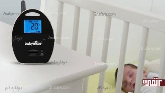 دمای اتاق نوزاد چند درجه باشه