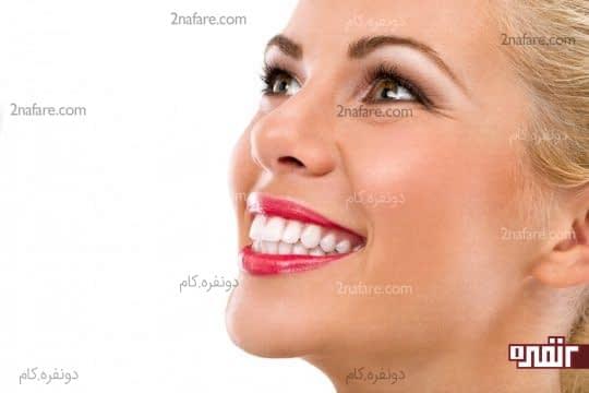 راهکارهای مؤثر برای سفید کردن دندان ها