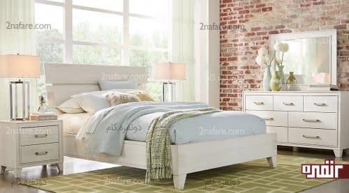 رنگ های آرامش بخش برای اتاق خواب که باعث خواب بهتر شما میشه