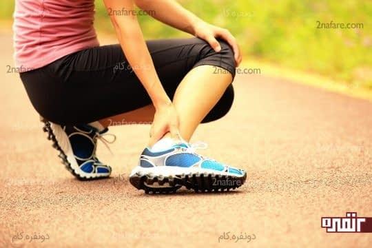 زنجبیل میتونه باعث کاهش درد عضلات بشه