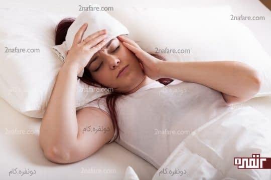 سردرد ناشی از داروهای بیهوشی و بیحسی زایمان