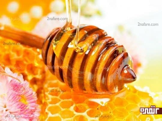 عسل اکسیر شادی بخش
