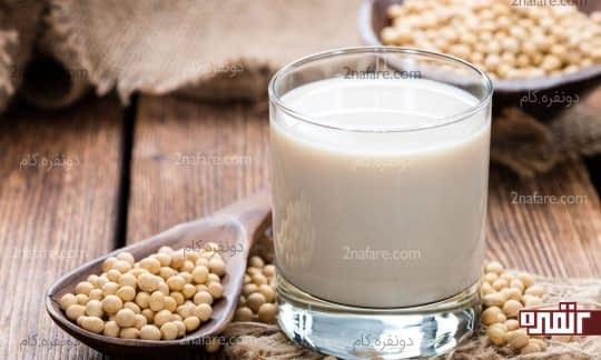 مواد غذایی با طعم استروژن