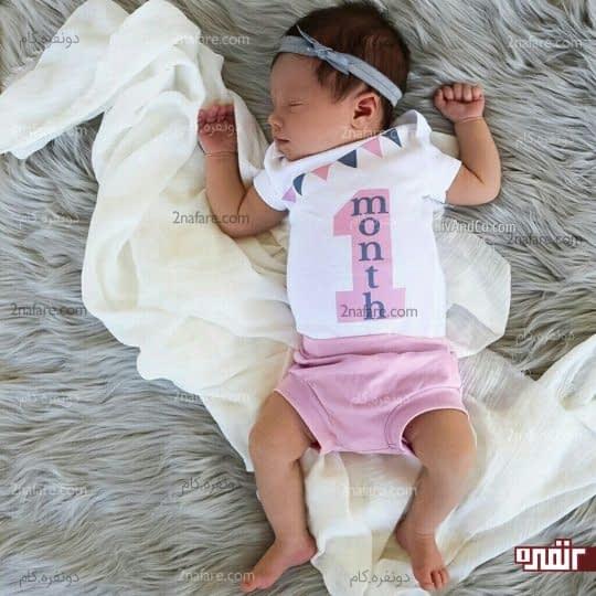 نکات مهم درباره خواب نوزاد