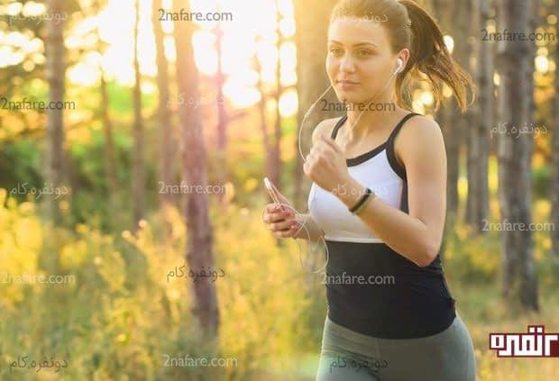 پیاده روی ضد خستگی و کالری سوز