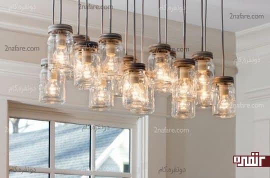 چه نوری برای فضاهای خانه مناسب تر است؟