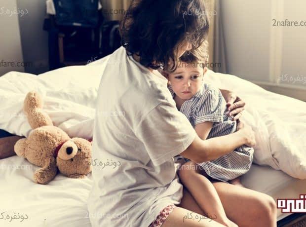 چگونه با کابوس خواب کودکان مقابله کنیم