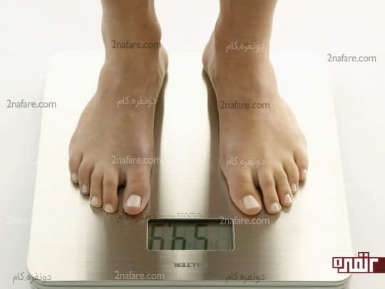 کاهش وزن و بزرگ شدن سینه با هم جو در نمیان
