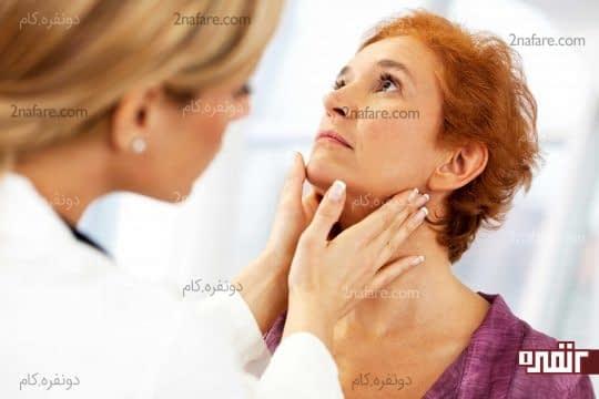 عوارض گلو درد ناشی از ورم لوزه ها