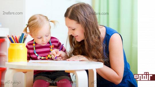 آماده کردن کودک برای یادگیری ریاضی